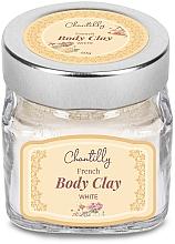 Kup Biała glinka do ciała - Chantilly Body Clay White