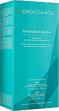 Kup Zestaw - Moroccanoil ChromaTech Service (spray/160ml + hair/cond/1000ml)