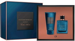 Kup Cristiano Ronaldo Legacy Private Edition - Zestaw (edp 50ml + sh/gel 150ml)