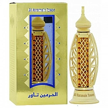 Kup Al Haramain Tower Gold - Perfumy w olejku