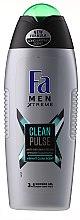 Kup Perfumowany żel pod prysznic 3 w 1 dla mężczyzn - Fa Men Xtreme Clean Pulse Shower Gel 3 in 1
