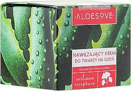 Kup Nawilżający krem do twarzy na dzień - Aloesove