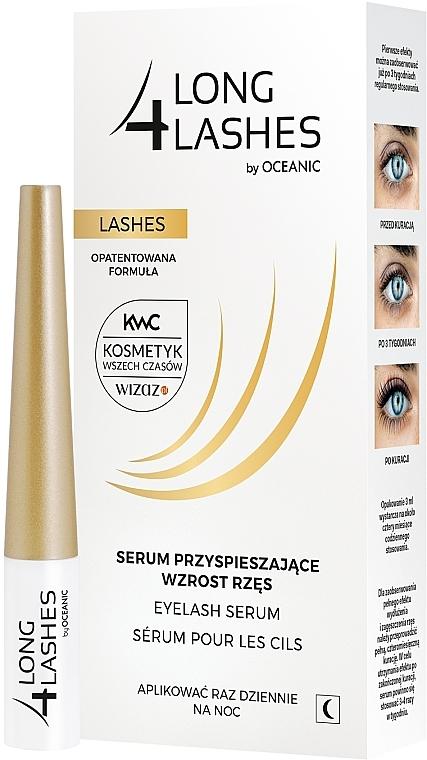 Serum przyspieszające wzrost rzęs - Long4Lashes Eyelash Enhancing Serum
