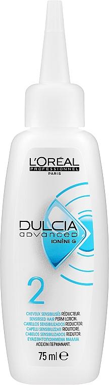 Płyn do trwałej ondulacji włosów wrażliwych - L'Oreal Professionnel Dulcia Advanced Perm Lotion 2