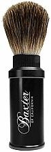 Kup Pędzel do golenia - Baxter Professional Travel Brush Pure Badger