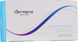 Kup Ampułki przeciw wypadaniu włosów dla kobiet - Dermena Hair Care Ampoules Against Hair Loss
