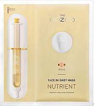 Kup Odżywcza maseczka do twarzy - The Oozoo Face In-Shot Mask Nutrient