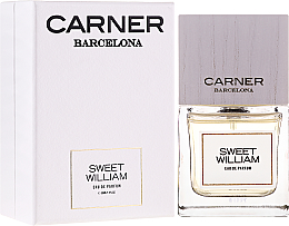 Kup PRZECENA! Carner Barcelona Sweet William - Woda perfumowana *