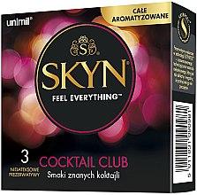 Kup Prezerwatywy 3 szt. - Unimil Skyn Cocktail Club