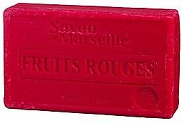 Kup Naturalne mydło w kostce Czerwone owoce - Le Chatelard 1802 Red Fruit Soap