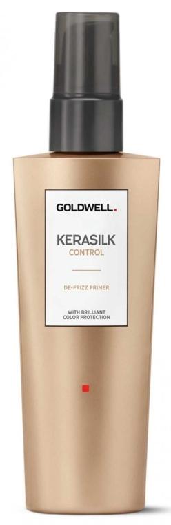 Podkład do układania włosów - Goldwell Kerasilk Premium Control De-Frizz Primer — фото N1