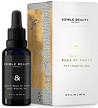 Kup Przeciwstarzeniowy olejek do twarzy - Edible Beauty Exotic Seed of Youth Anti-Ageing Oil
