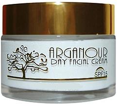 Kup Krem do twarzy na dzień - Arganour Anti Age Facial Cream Spf15