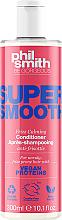 Kup Naturalna odżywka do włosów z olejem konopnym - Phil Smith Be Gorgeous Super Smooth Frizz Calming Conditioner