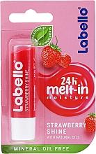 Kup Truskawkowy balsam do ust - Labello Lip Care Strawberry Shine Lip Balm