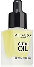 Kup Nawilżający olejek do skórek - Mesauda Milano Cutie Oil 107