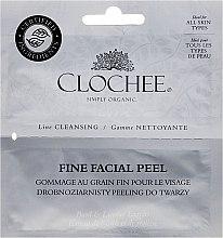 Kup Drobnoziarnisty peeling do twarzy Bazylia i lukrecja (próbka) - Clochee Cleansing Fine Facial Peel