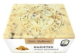 Kup Naturalne mydło w kostce Nagietek - Stara Mydlarnia Body Mania Calendula Handmade Vegan Natural Soap