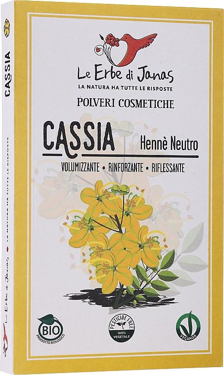 Proszek do włosów Cassia - Le Erbe di Janas Cassia Powder