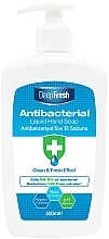 Kup Antybakteryjne mydło w płynie do rąk - Aksan Deep Fresh Antibacterial Liquid Hand Soap
