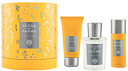 Kup Acqua Di Parma Colonia Pura - Zestaw (edc/100ml + sh/gel/75ml + deo/50ml)
