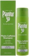 Kup Szampon kofeinowy do włosów cienkich i łamliwych - Plantur 39 Coffein Shampoo