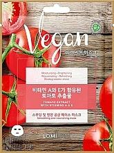 Kup Wegańska maska w płachcie z ekstraktem z pomidora - Lomi Lomi Vegan Mask