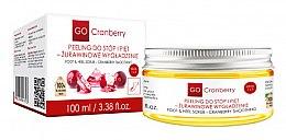 Kup Peeling do stóp - GoCranberry Cranberry Smoothing Foot & Heel Scrub