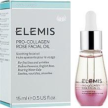 Kup Kojący olejek różany do twarzy - Elemis Pro-Collagen Rose Facial Oil