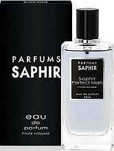 Kup Saphir Parfums Perfect Man - Woda perfumowana