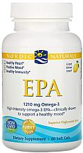 Kup Kwas Omega-3 w żelowych kapsułkach o smaku cytrynowym - Nordic Naturals EPK