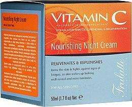 Kup Odżywczy krem do twarzy na noc - Frulatte Vitamin C Nourishing Night Cream