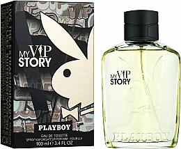 Kup PRZECENA! Playboy My VIP Story - Woda toaletowa *