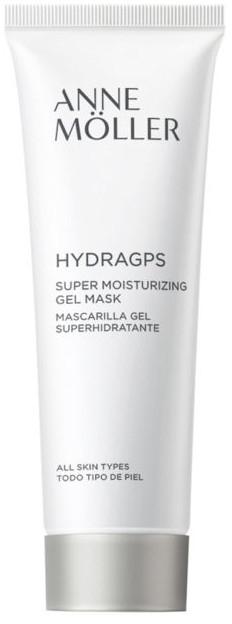 Supernawilżająca żelowa maska do twarzy - Anne Moller HydraGPS Super Moisturizing Gel Mask — фото N1