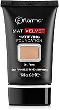 Kup Matujący podkład w kremie - Flormar Mat Velvet Matifying Foundation