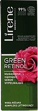 Kup Napinające serum do twarzy wypełniające zmarszczki - Lirene Green Retinol Serum