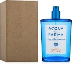 Kup Acqua di Parma Blu Mediterraneo Arancia di Capri - Woda toaletowa (tester bez nakrętki)