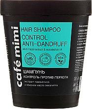 Kup Naturalny szampon przeciwłupieżowy do włosów - Café Mimi Control Anti-Dandruff Hair Shampoo