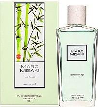 Kup Marc Misaki Green Concept - Woda toaletowa