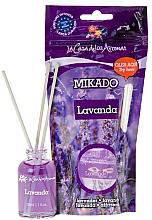 Kup Dyfuzor zapachowy Lawenda - La Casa de Los Aromas Mikado Reed Diffuser