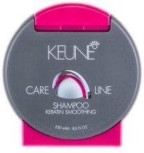 Kup Wygładzający szampon z keratyną do włosów - Keune Care Line Keratin Smoothing Shampoo