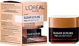 Kup Odżywczy peeling do twarzy i ust - L'Oreal Paris Sugar Scrubs
