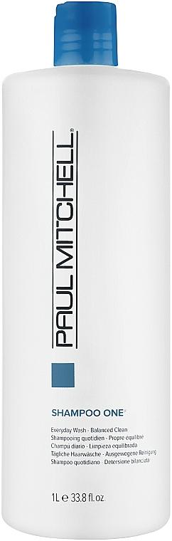 Delikatnie oczyszczający szampon do włosów - Paul Mitchell Original Shampoo One