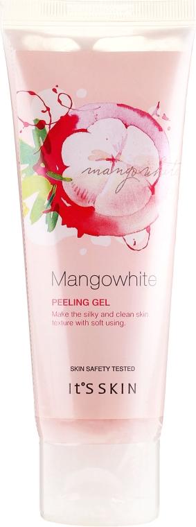 Peelingujący żel do twarzy - It's Skin MangoWhite Peeling Gel — фото N1