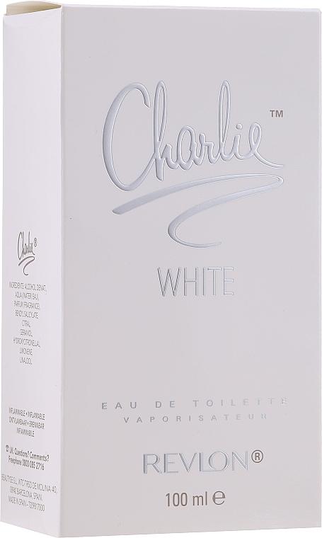 Revlon Charlie White - Woda toaletowa