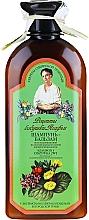 Kup Szampon-balsam rewitalizujący do wszystkich rodzajów włosów - Receptury Babci Agafii