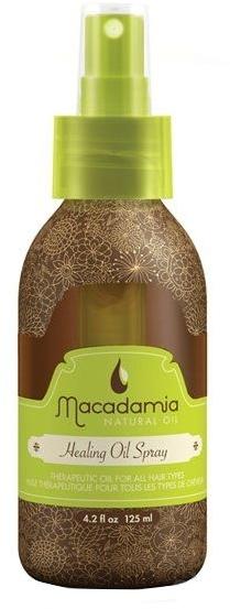 Odżywczy olejek w sprayu do włosów - Macadamia Natural Oil Healing Oil Treatment — фото N1