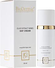 Kup PRZECENA! Krem do twarzy na dzień z ekstraktem z oliwek - BioDermic *