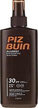 Kup Spray przeciwsłoneczny do ciała - Piz Buin Allergy Sun Sensitive Skin Spray SPF30