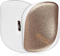 Kup PRZECENA! Kompaktowa szczotka do włosów - Tangle Teezer Compact Styler Glitter Gold *